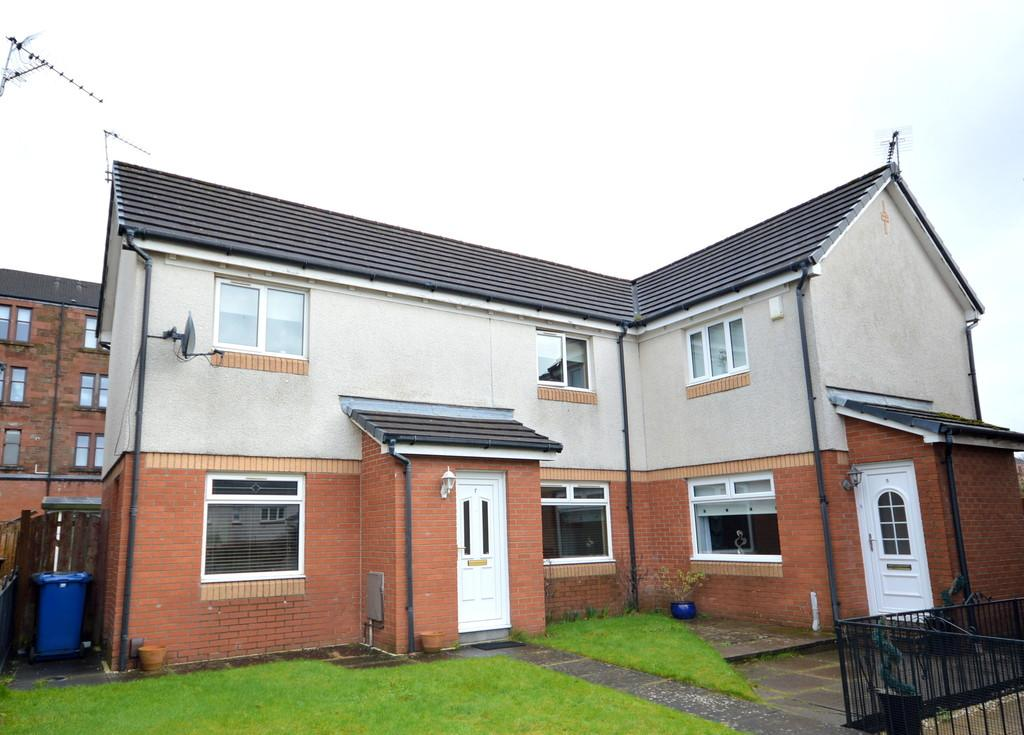 2 Bedrooms End Of Terrace House for sale in Benbow Road, Dalmuir G81 4DP
