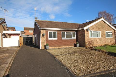 2 bedroom semi-detached bungalow for sale - Corbison Close, Woodloes Park, Warwick