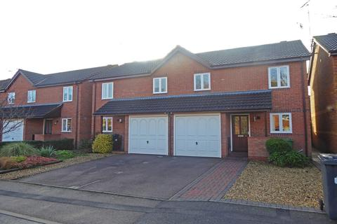 3 bedroom semi-detached house to rent - Gundry Close, Leamington Spa