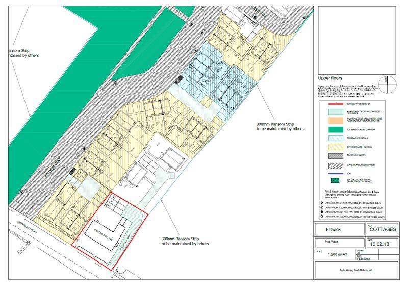 Land Commercial for sale in Steppingley Road, Flitwick