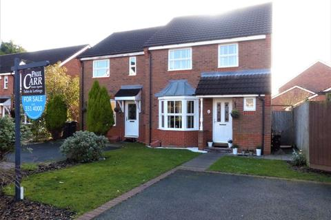 3 bedroom semi-detached house for sale - Rowan Close, Sutton Coldfield