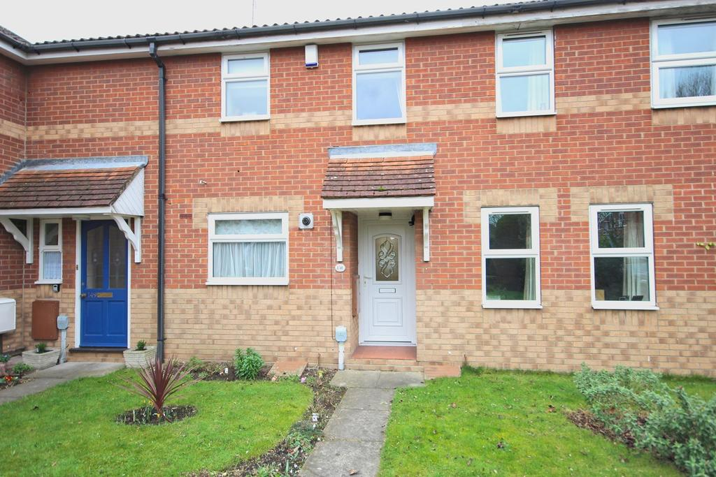 2 Bedrooms Terraced House for sale in Blackburn Avenue, Brough, HU15