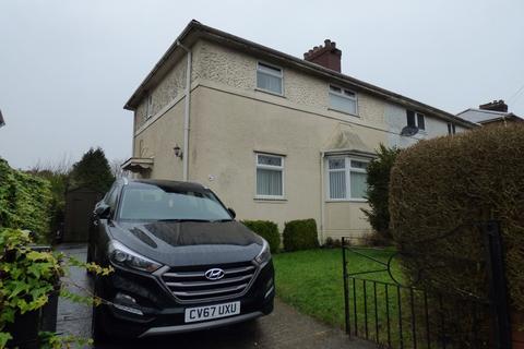 3 bedroom semi-detached house for sale - Maes Y Gruffydd Road, Sketty, Swansea, SA2