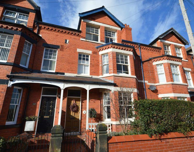 5 Bedrooms Terraced House for sale in Ferndale Road, Hoylake