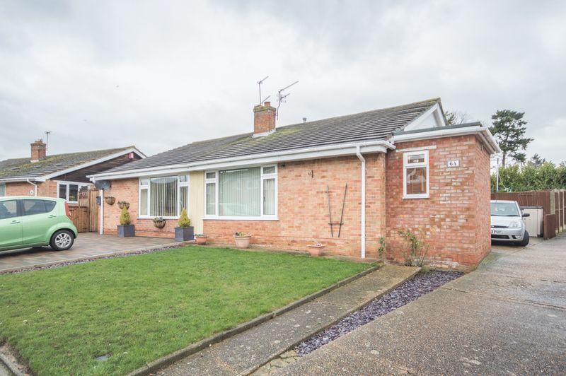 2 Bedrooms Semi Detached Bungalow for sale in Sturry
