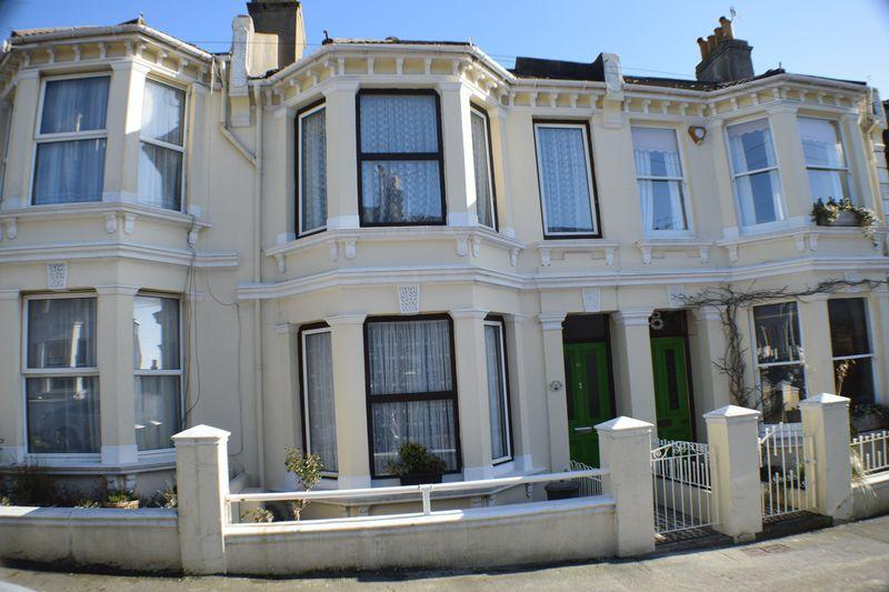 3 Bedrooms Terraced House for sale in D'Aubigny Road, Brighton