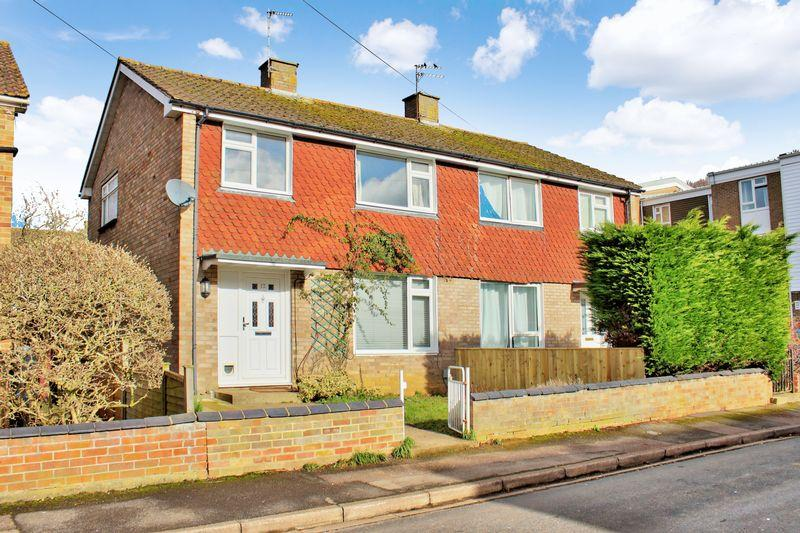 3 Bedrooms Semi Detached House for sale in Pennywell Drive, Oxford