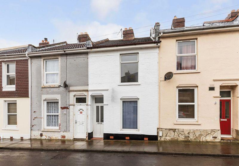 2 Bedrooms Terraced House for sale in Priory Road, Southsea