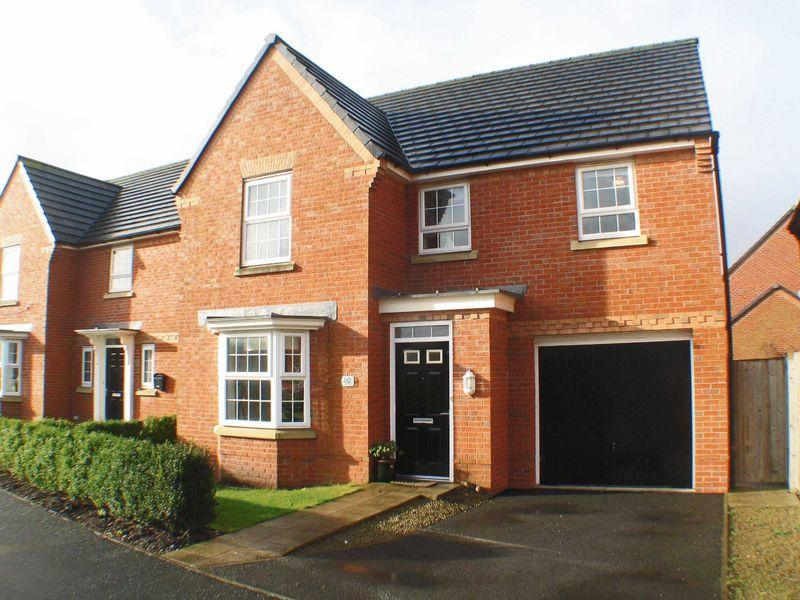 4 Bedrooms Detached House for sale in Hawthorn Drive, Thornton-Cleveleys