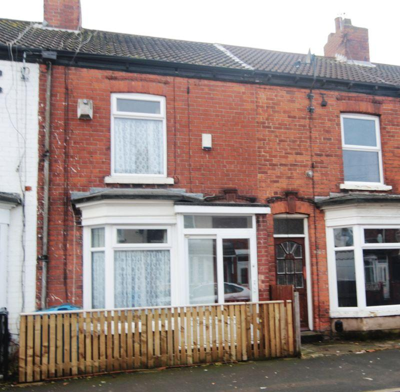 2 Bedrooms Terraced House for sale in Alaska Street, Hull
