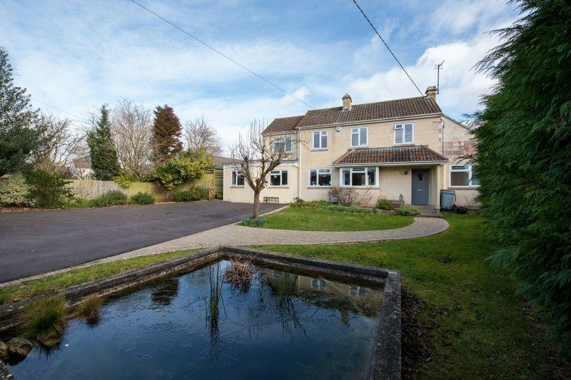4 Bedrooms Detached House for sale in Winsley