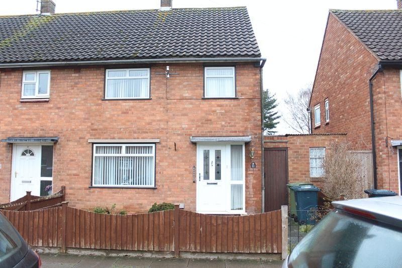 3 Bedrooms Terraced House for rent in Springfield Green, Springfield, Shrewsbury, SY2 6LJ