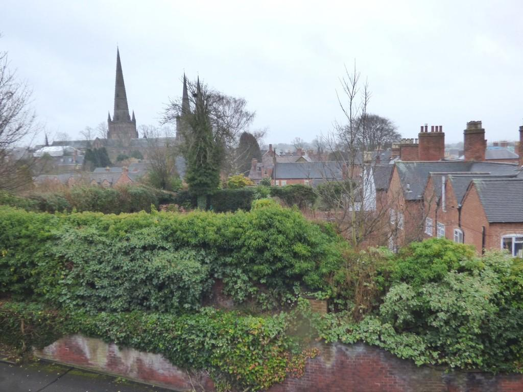 2 Bedrooms Apartment Flat for sale in Prince Rupert Mews, Beacon Street, Lichfield
