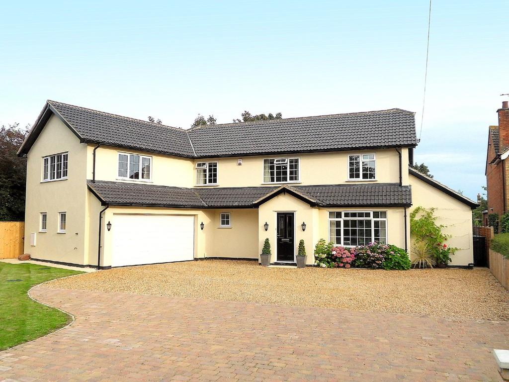 4 Bedrooms Detached House for sale in Rushmere Road, Ipswich, IP4 3LP