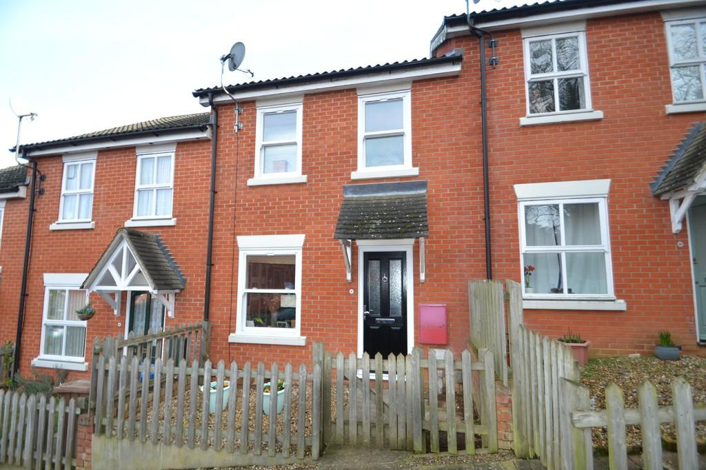 2 Bedrooms Terraced House for sale in Mitre Way, Ipswich, IP3 8DH