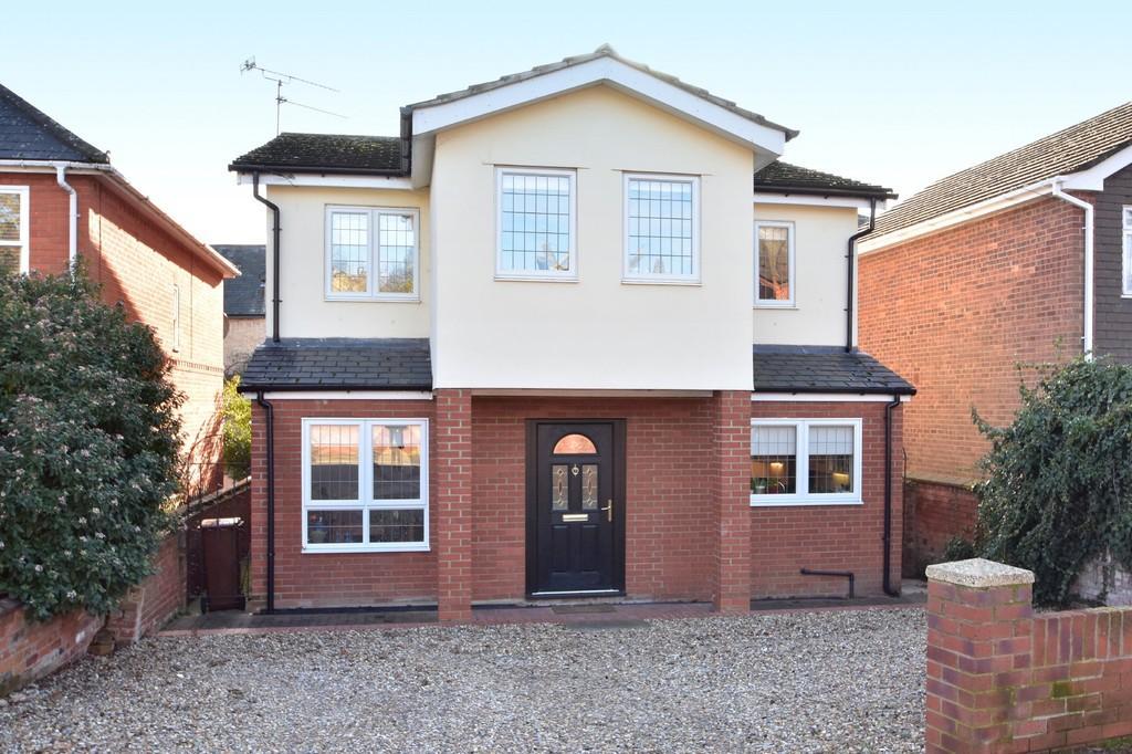 4 Bedrooms Detached House for sale in Ivry Street, Ipswich, IP1 3QP