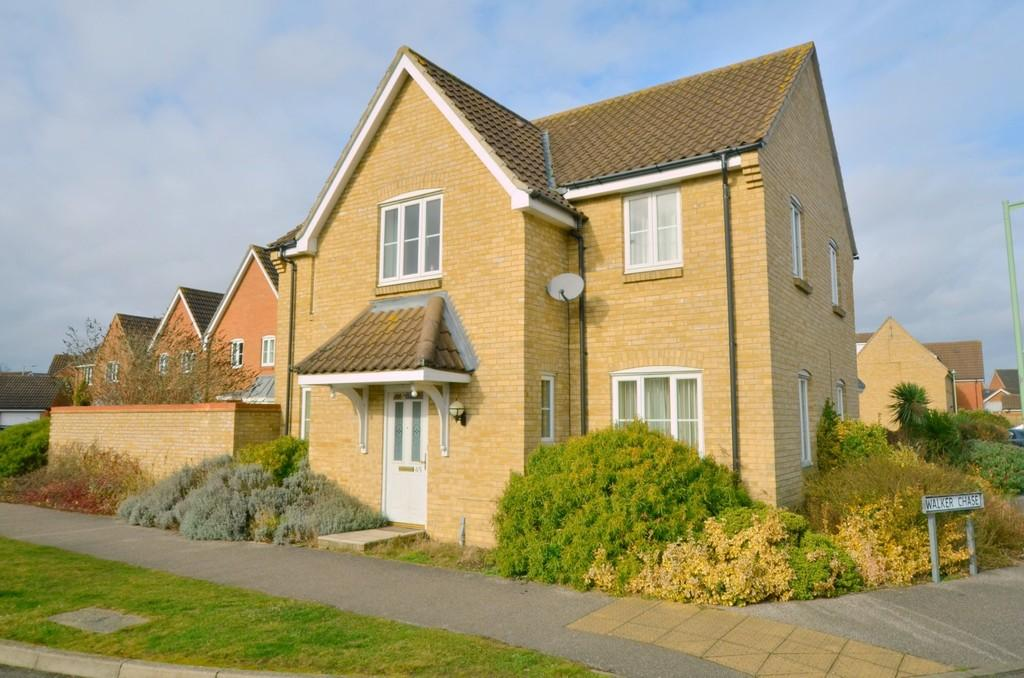 4 Bedrooms Detached House for sale in Wilkinson Drive, Kesgrave, IP5 2DS