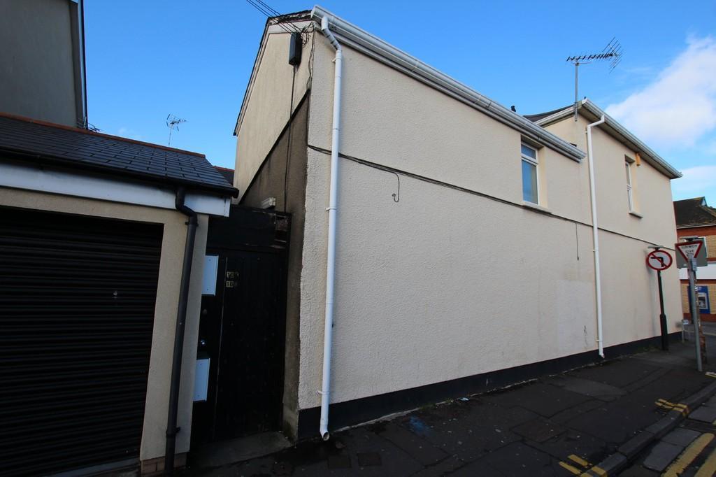 1 Bedroom Flat for rent in Copper Street, Splott, Cardiff