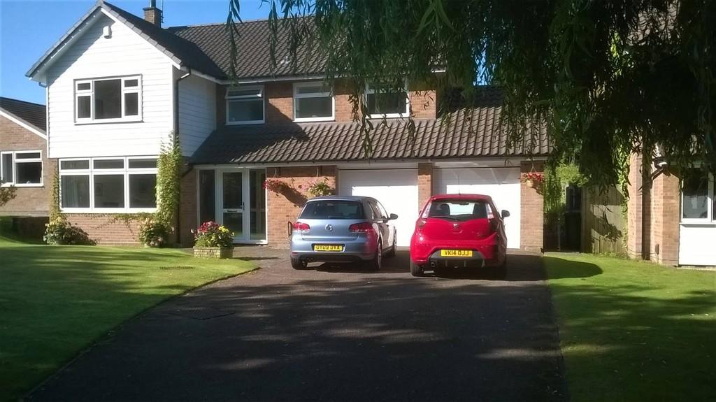5 Bedrooms Detached House for sale in White House Green, Solihull