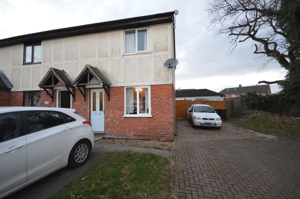 2 Bedrooms End Of Terrace House for sale in Tortosa Close, Colchester
