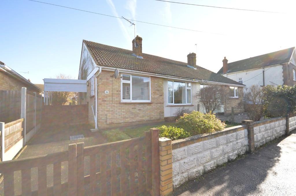 2 Bedrooms Semi Detached Bungalow for sale in York Road, Brightlingsea