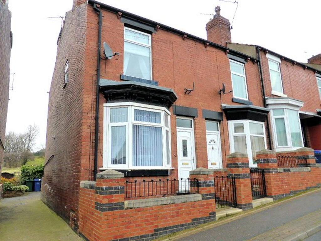 2 Bedrooms End Of Terrace House for sale in York Street,Mexborough,S64