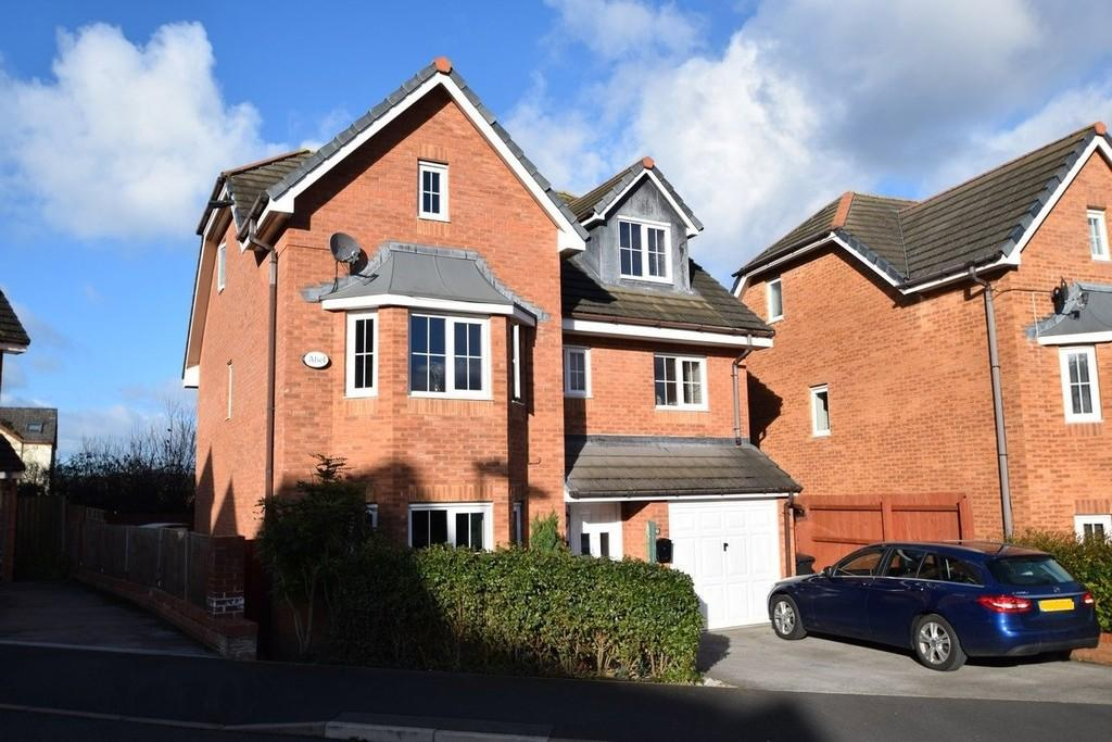 5 Bedrooms Detached House for sale in Pentywyn Heights, Deganwy
