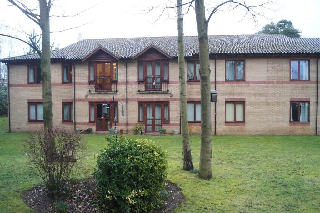 2 Bedrooms Apartment Flat for sale in Fergurson House, Skellingthorpe Road