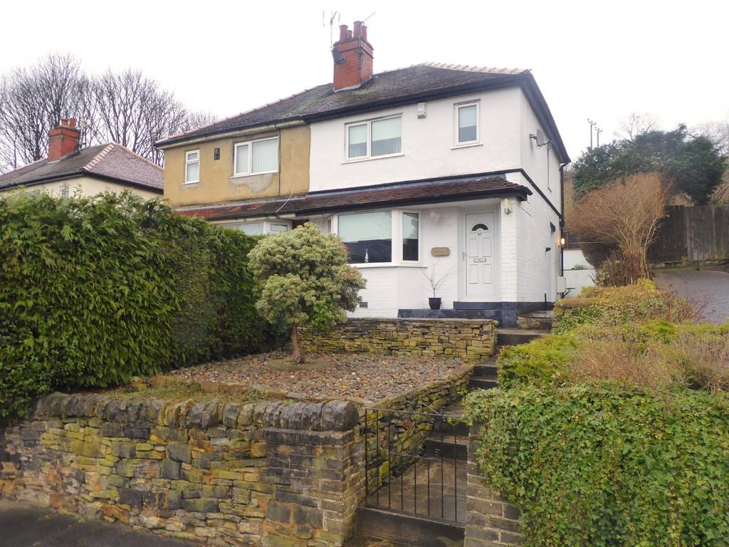 3 Bedrooms Semi Detached House for sale in Coal Hill Lane, Farsley