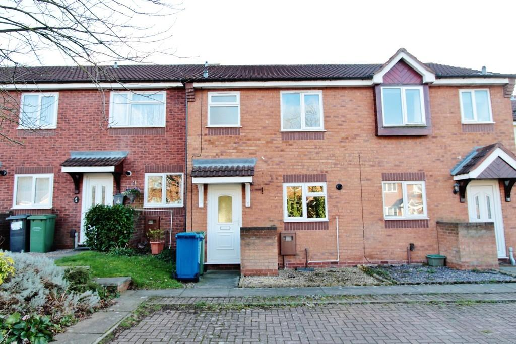 2 Bedrooms Terraced House for sale in Lawrence Court, Leyfields