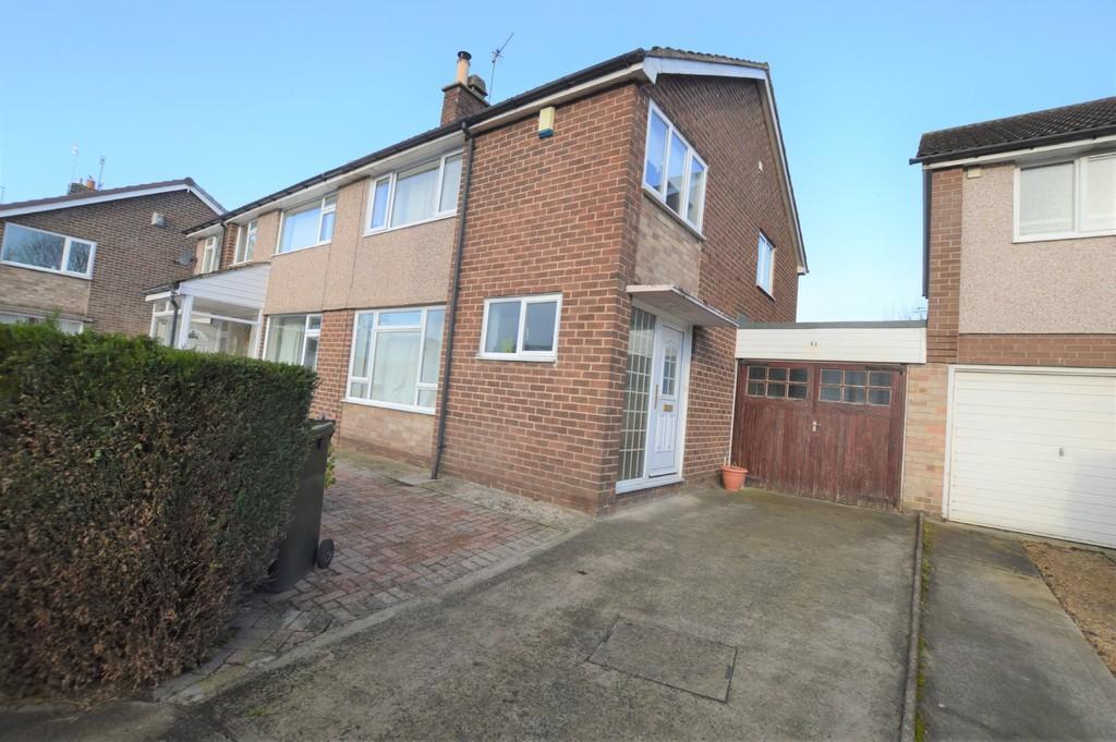 3 Bedrooms Semi Detached House for sale in Dene Garth, Ovingham