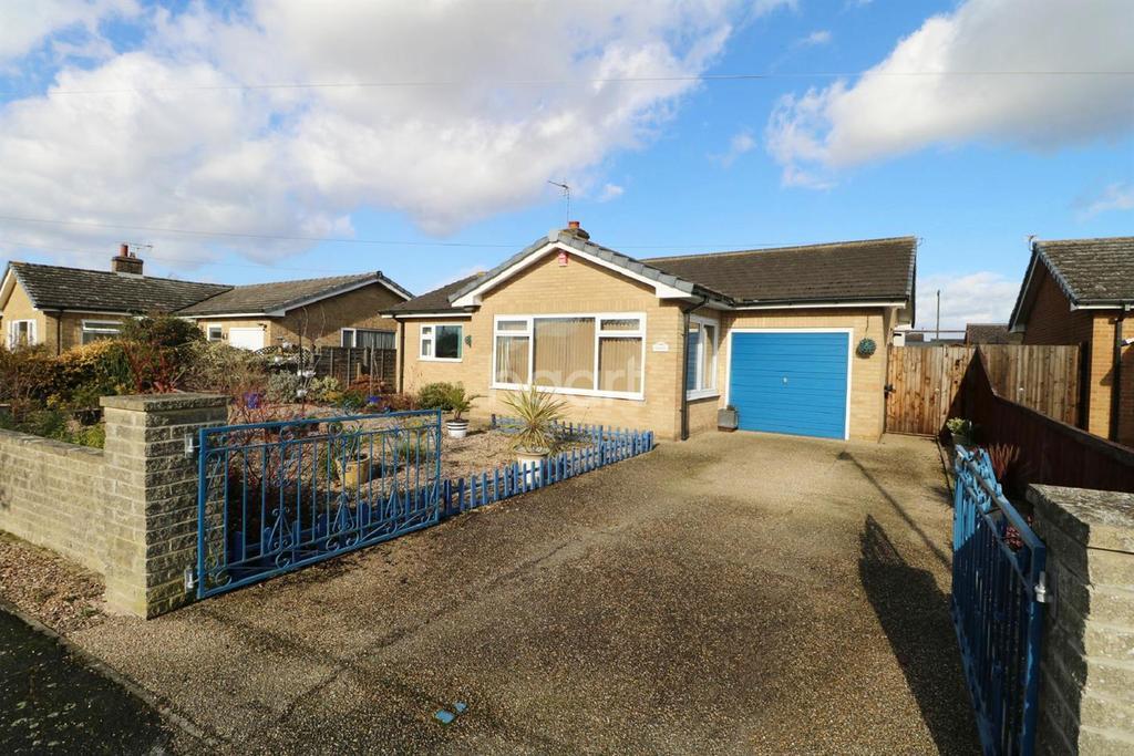 2 Bedrooms Bungalow for sale in Elm Close, Long Bennington