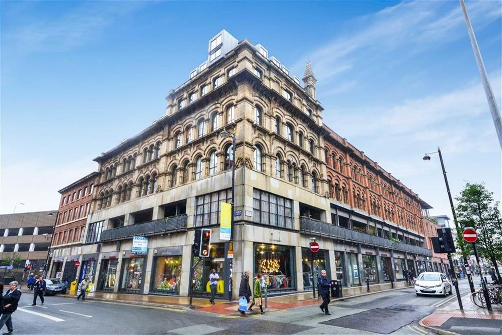 1 Bedroom Flat for rent in Smithfield Building, Northern Quarter, Manchester, M4