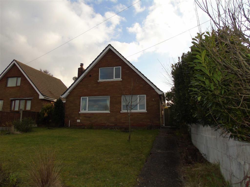 3 Bedrooms Detached Bungalow for sale in Carmel Road, Winch Wen, Swansea