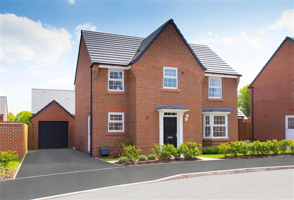 4 Bedrooms Detached House for sale in Townfield Lane, Winsford, Cheshire