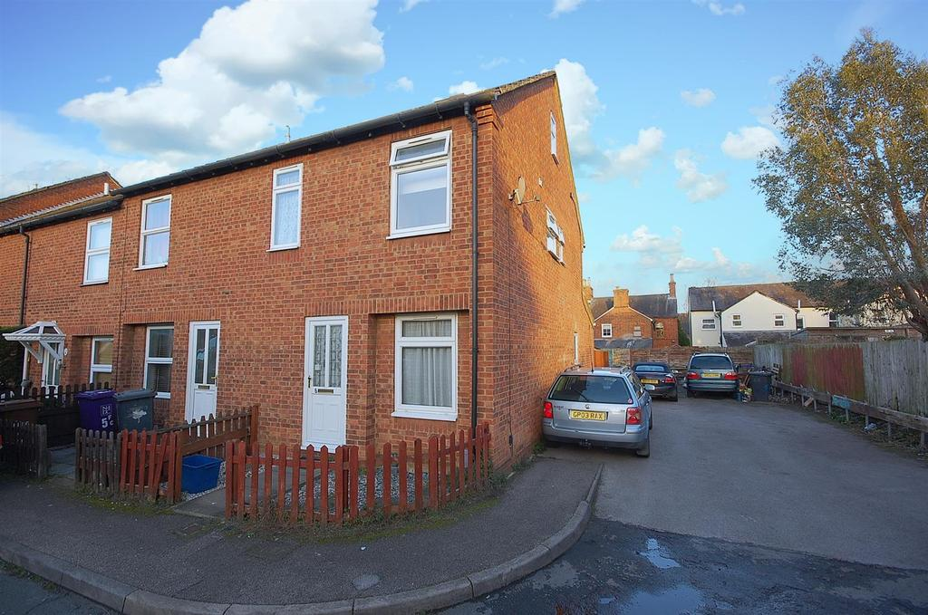 3 Bedrooms End Of Terrace House for sale in Forge Close, HITCHIN