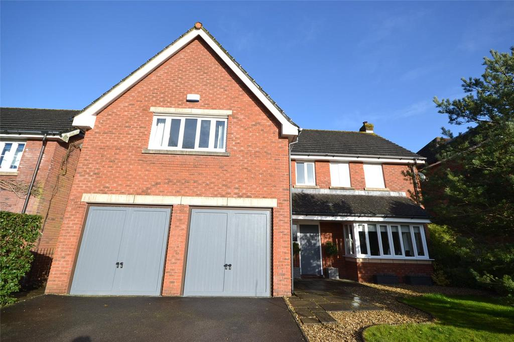 5 Bedrooms Detached House for sale in Prince of Wales Drive, St. Fagans, Cardiff, CF5