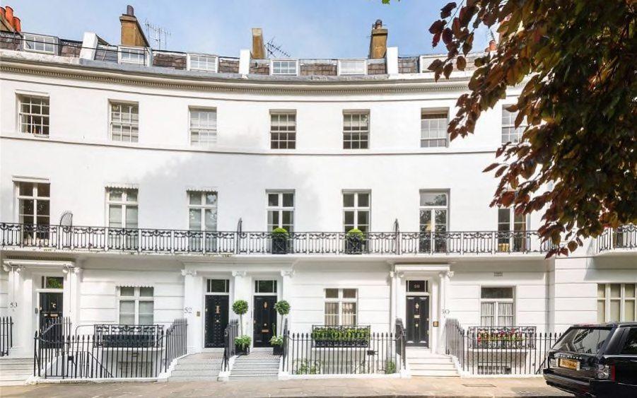 5 Bedrooms Terraced House for sale in Belgravia, London, SW1