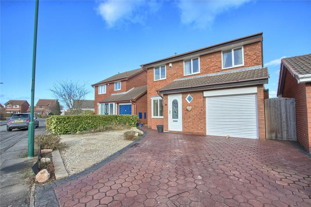 4 Bedrooms Detached House for sale in West Scar, Redcar