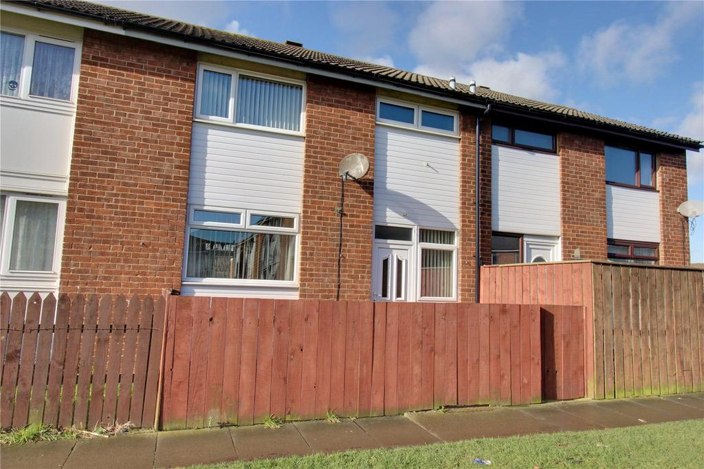 2 Bedrooms Terraced House for sale in Myrddin-Baker Road, Eston