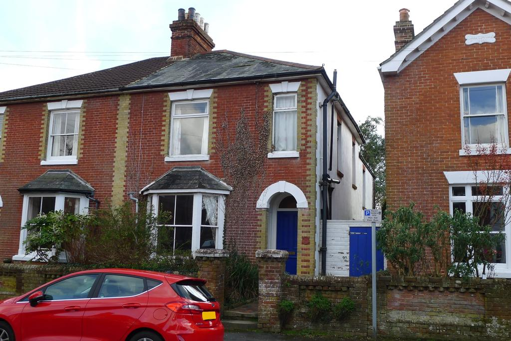 4 Bedrooms Semi Detached House for sale in FAREHAM