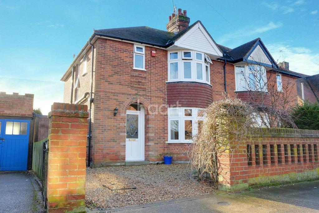 3 Bedrooms Semi Detached House for sale in Belstead Avenue, Ipswich