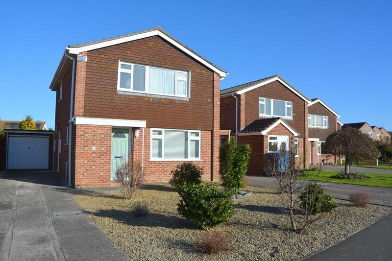 3 Bedrooms Detached House for sale in Creswick Way, Burnham-On-Sea