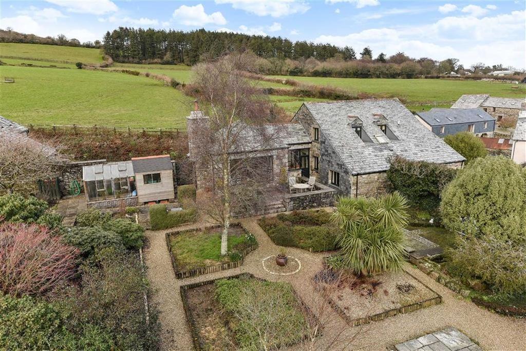 4 Bedrooms Detached House for sale in Darley, Liskeard, Cornwall, PL14