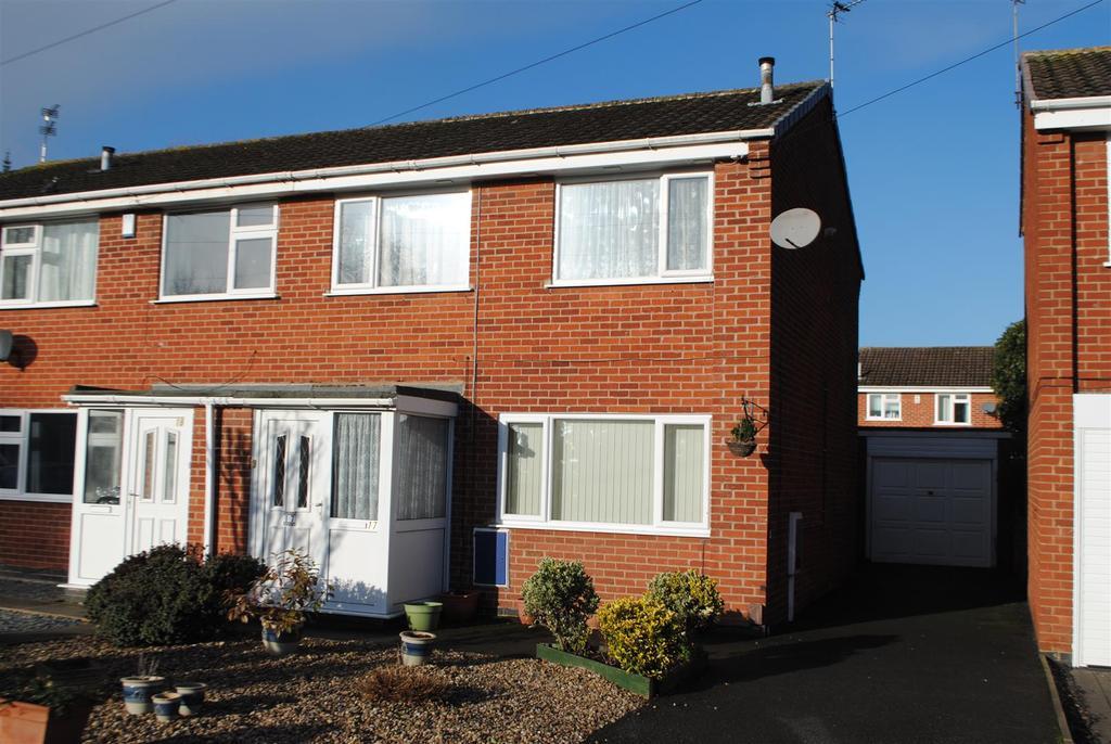 3 Bedrooms House for sale in Monsarrat Way, Loughborough