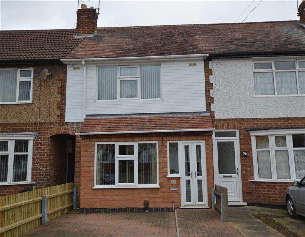 3 Bedrooms Terraced House for sale in Grantham Road, Netherhall