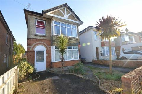 3 bedroom flat for sale - Edgehill Road, Bournemouth, Dorset, BH9