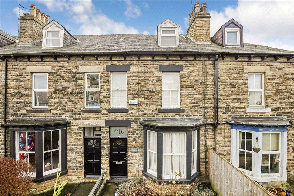 4 Bedrooms Terraced House for sale in Grove Road, Harrogate, North Yorkshire