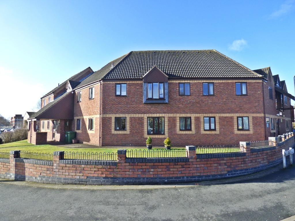 2 Bedrooms Retirement Property for sale in Jamieson Court, Melrose Place, Whitecross, Hereford