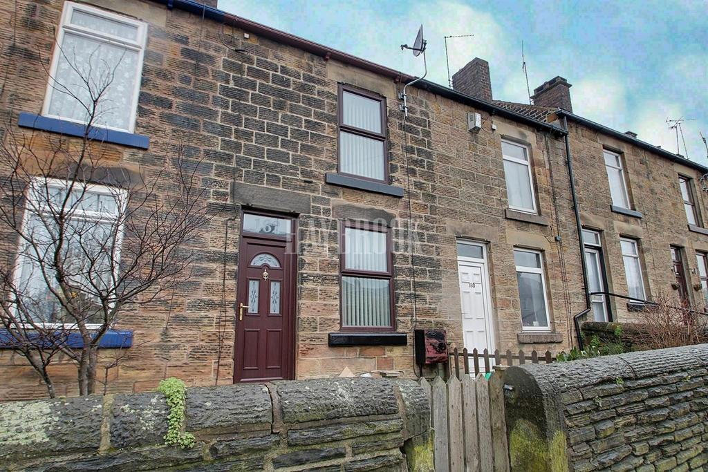 2 Bedrooms Terraced House for sale in Mansfield Road, Intake